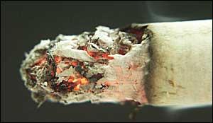 Los daños que ocasiona fumar